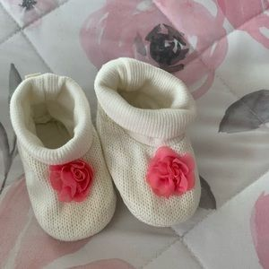 Other - Soft Booties for baby